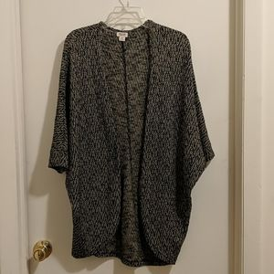 3/$15* Mossimo sweater cardigan